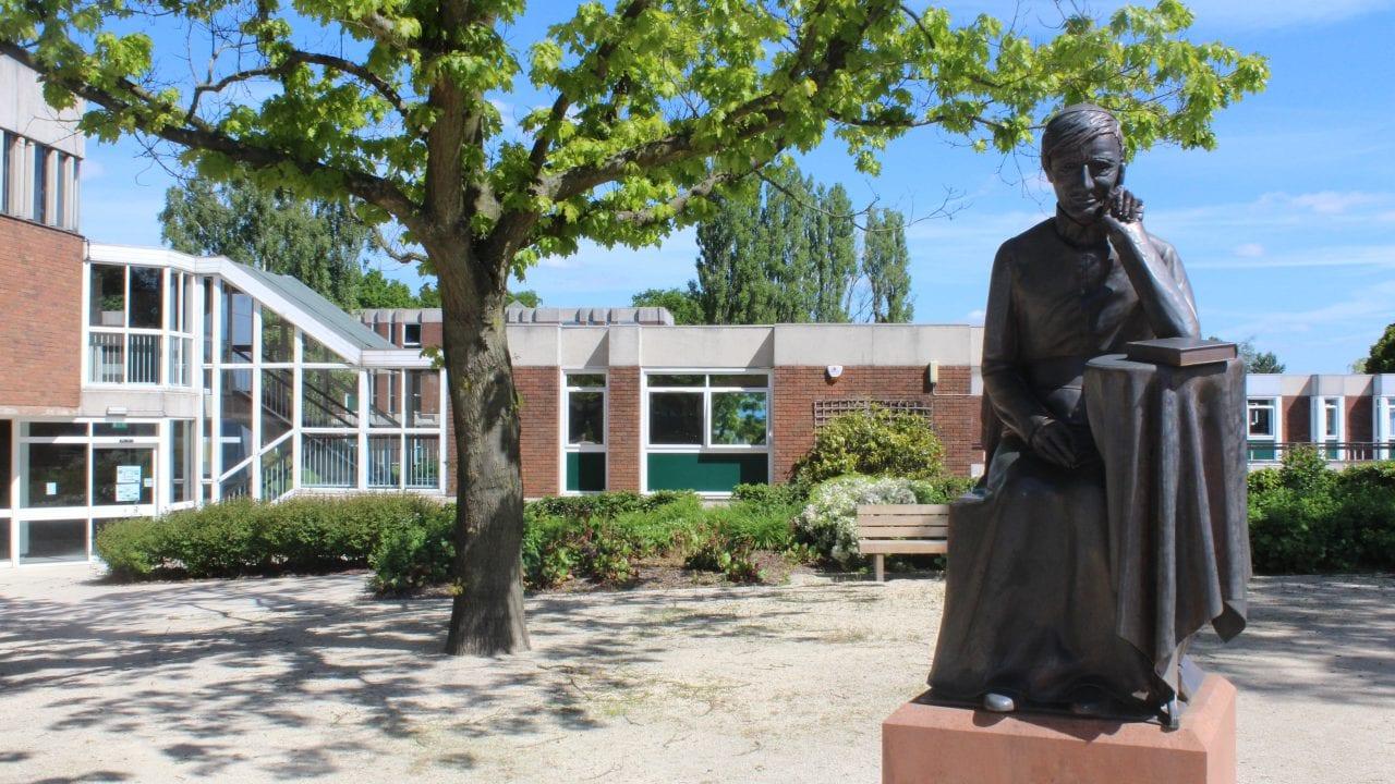 John Henry Newman statue