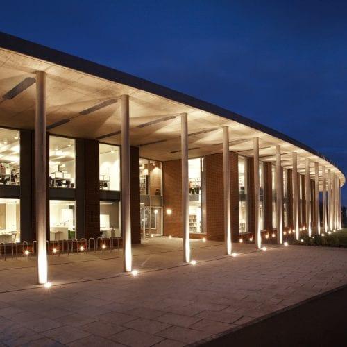 Newman University, Birmingham entrance