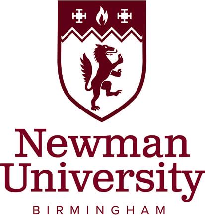Newman centred logo