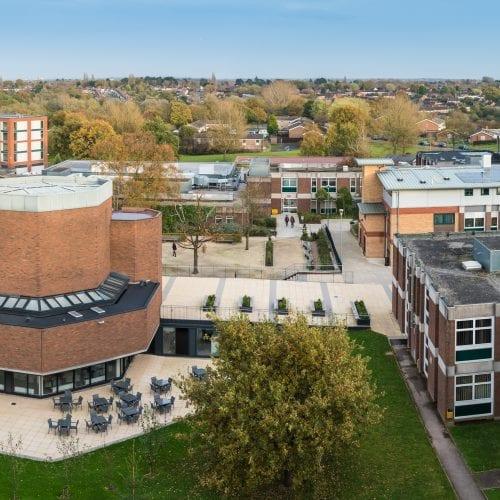 Campus view