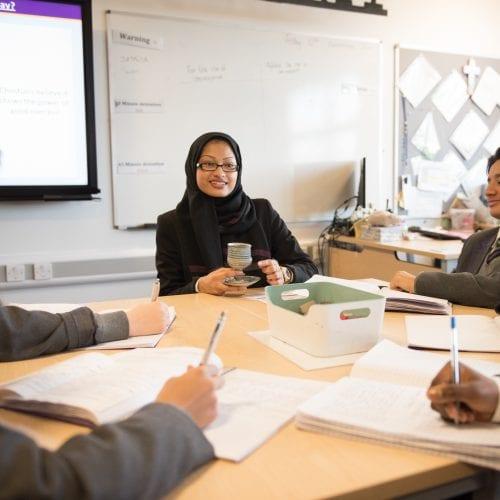 secondary religious education