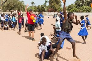 sport in gambia