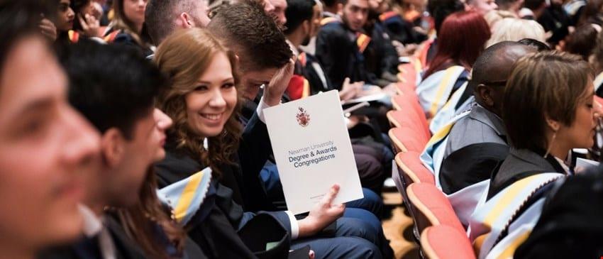 Newman Graduates