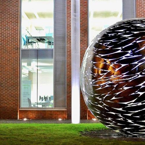 globe at newman
