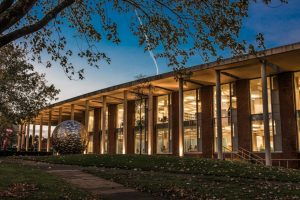 campus front