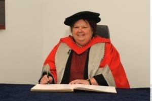 Dr Annette Cashmore
