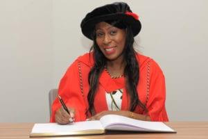 Dr Marcia Williams