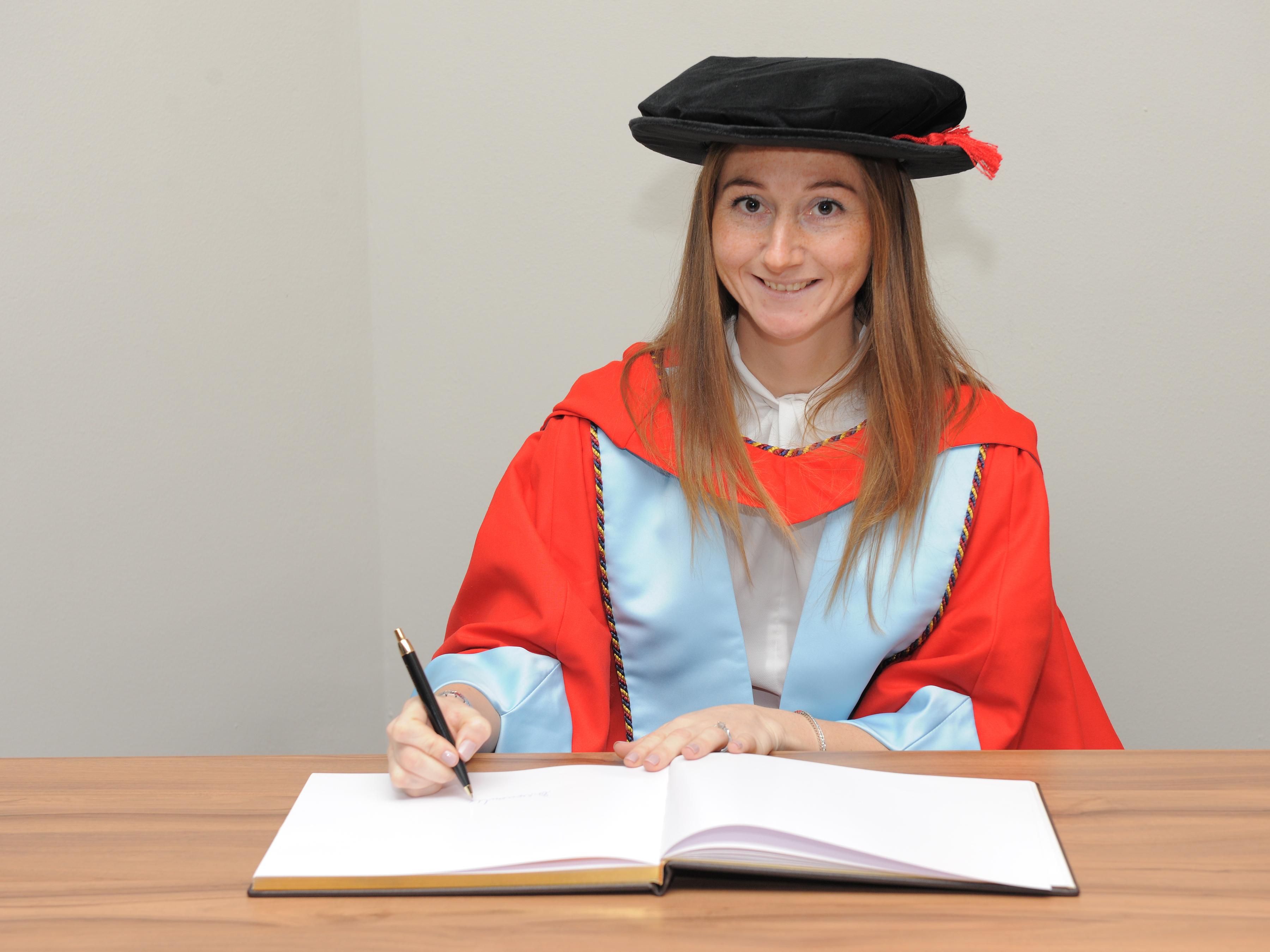 Dr Sian Massey-Ellis