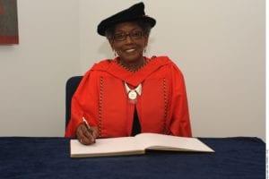 Dr Verna Wilkins