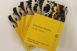 Education Studies: The Key Concepts