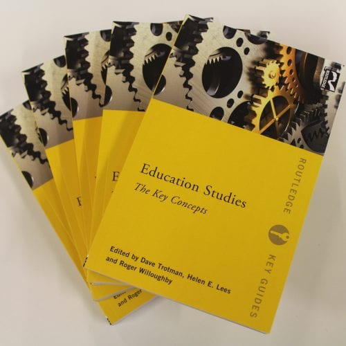 Education Studies: The Key Concepts