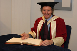 dr harry christophers