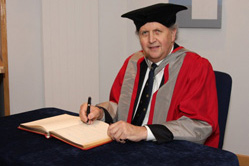 prof alexander mcCall-smith