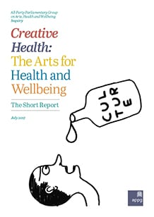 Creative Health book