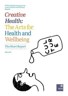 Creative Health book
