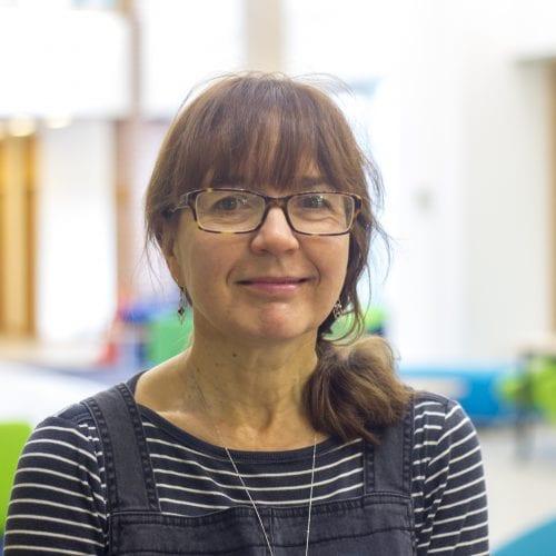 Dr Fiona Reid