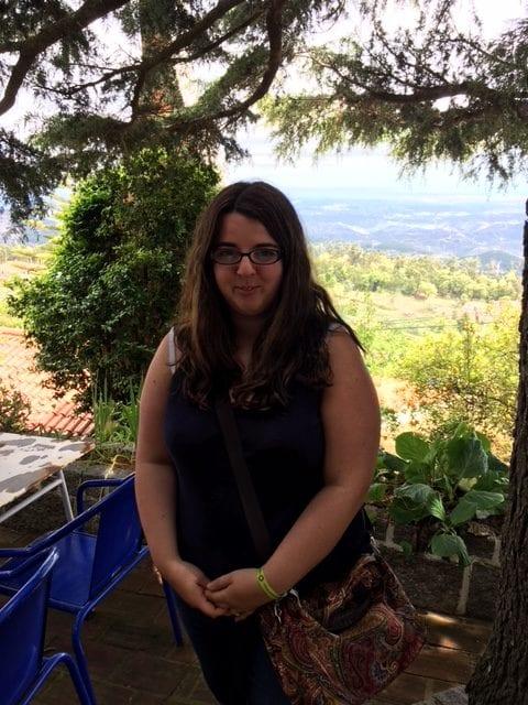 Samantha Shape, History student