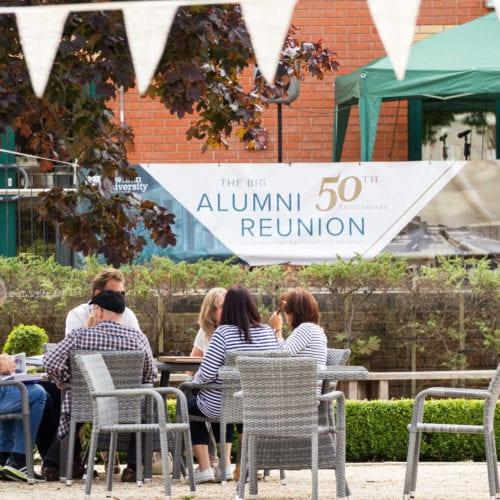 Big Alumni Reunion