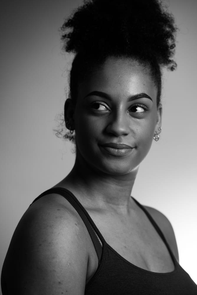 Angel Okoro - sport student