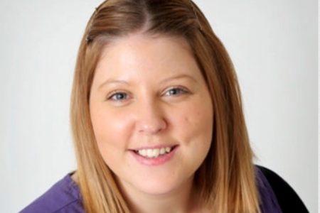 student Sara profile photo smiling at camera