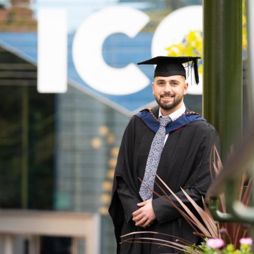 Zaid 2019 graduate