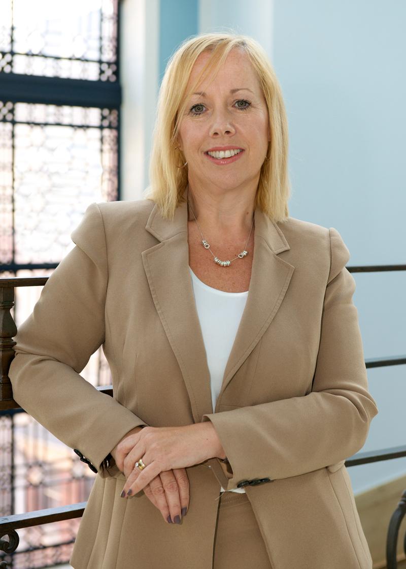 Jackie Dunne, Newman University Vice-Chancellor