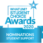 WhatUni nomination 2020 - student support