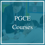 Click here for information on PGCE courses