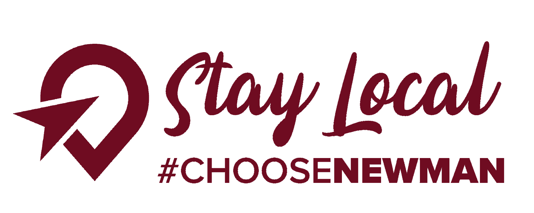 Stay Local #ChooseNewman