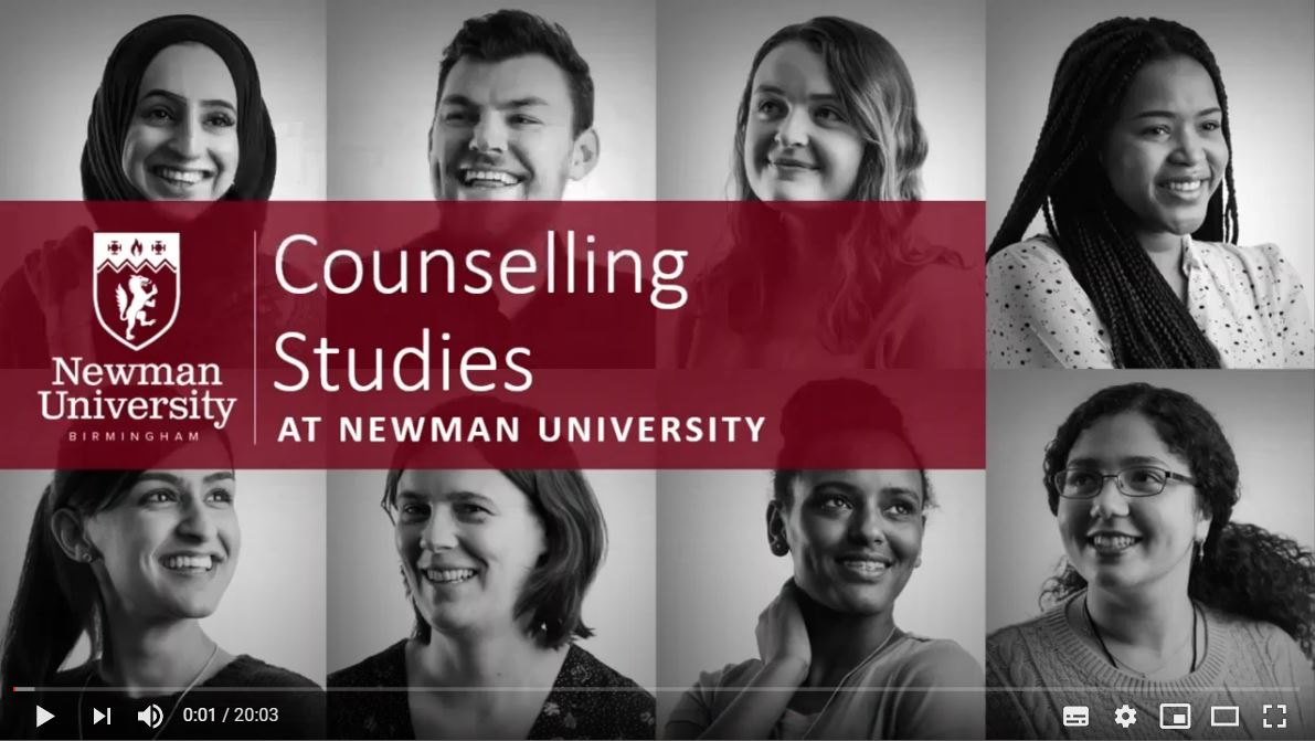 Counselling Studies Open Day video
