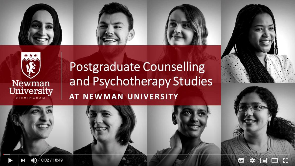 Postgraduate Counselling and Psychotherapy Studies