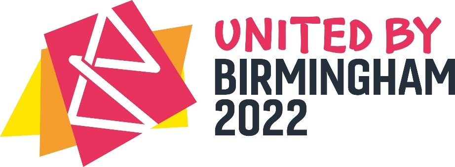 United by Birmingham 2022 logo