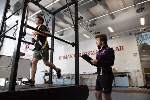 Human Performance Lab at Newman University