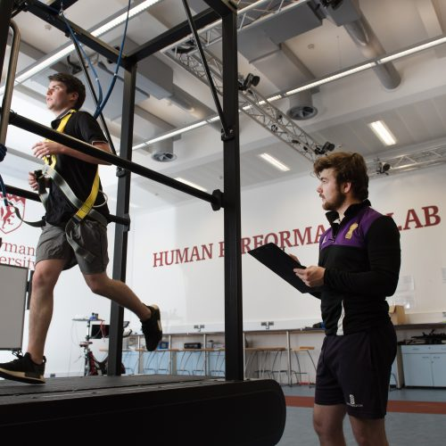Human Performance Lab at Newman University