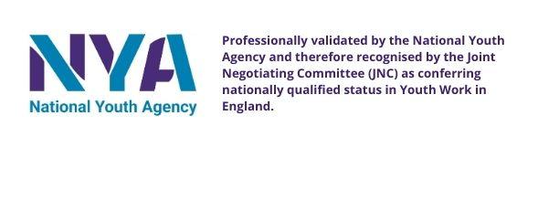 National Youth Agency Logo