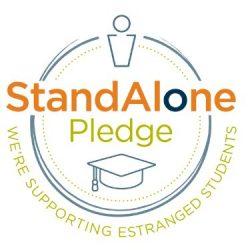 Stand Alond Pledge logo