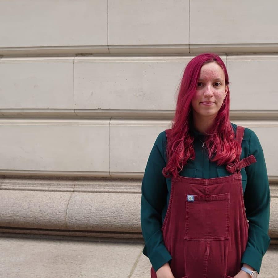Drama Alumni, Megan Kendall