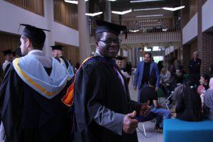 graduate at newman university