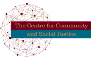 The Centre for Community and Social Justice logo